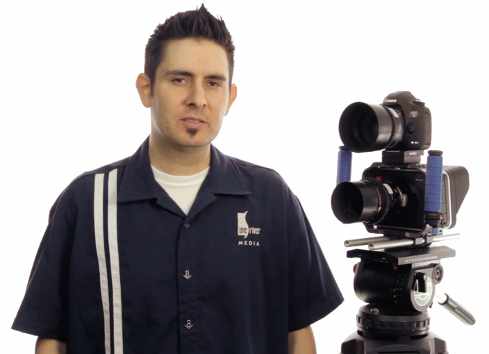 Blackmagic Cinema Camera & Canon 5D Mark III