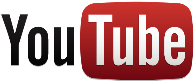 "Logo of YouTube - a red box surrounds ""Tube"" - like an old television screen"