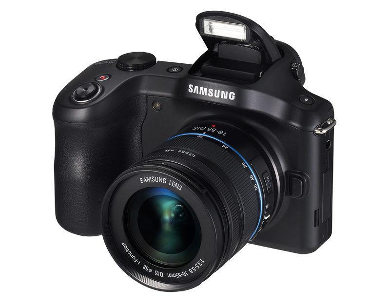 Galaxy NX Camcorder