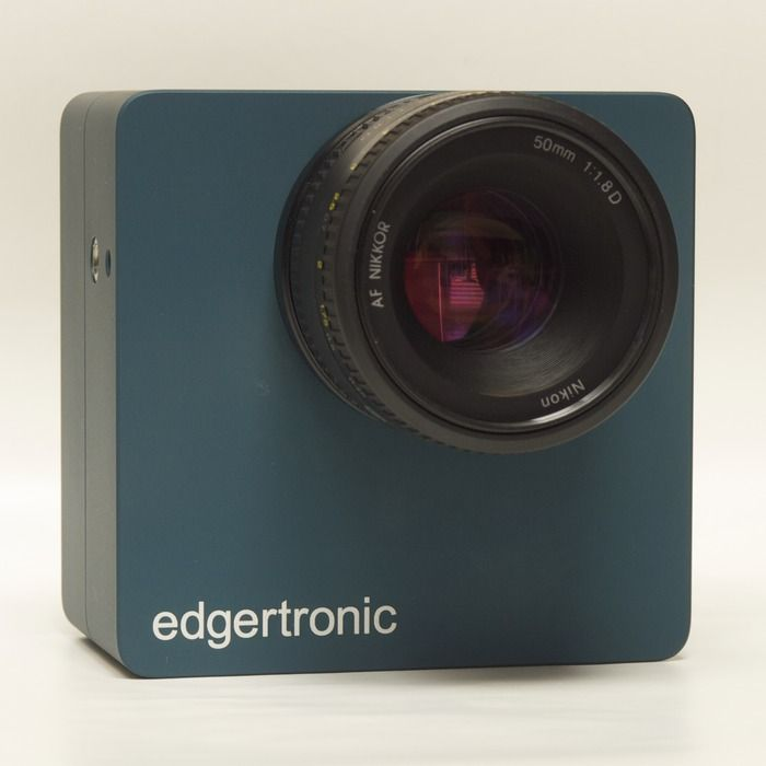 edgertronic high-speed camera from kickstarter
