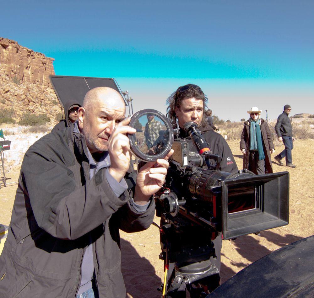 Cinematographer Michael Slovis