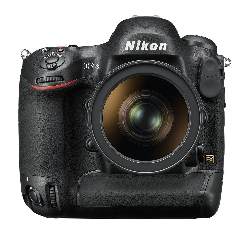 Nikon Unveils New Flagship HD-SLR, the Nikon D4S