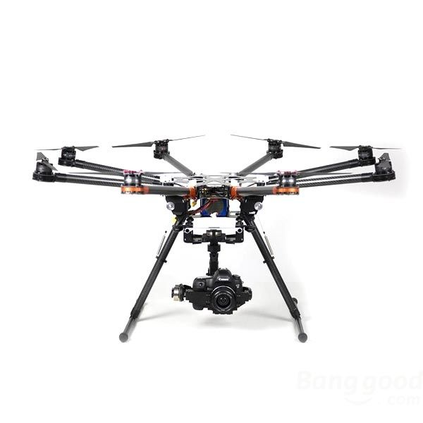 The S1000: DJI's latest flagship drone