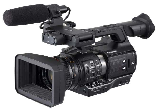 New Panasonic AJ-PX270-P2-HD-Camcorder