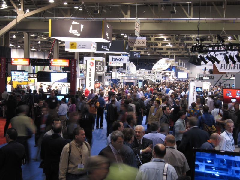 The NAB Show will have plenty of new gear