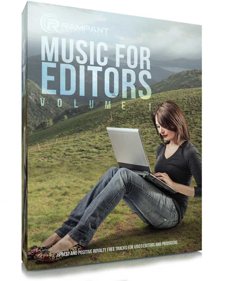 rampant design tools music for editors