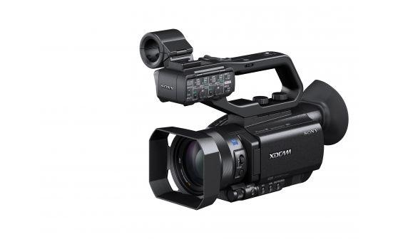 Sony 4K Ready PXW-X70 XDCAM Professional Camcorder