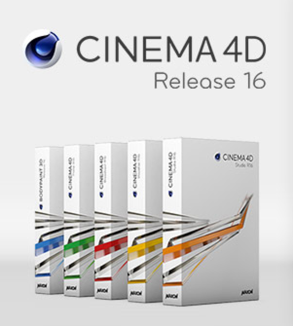 Maxon Updates Cinema4D with R16 Release