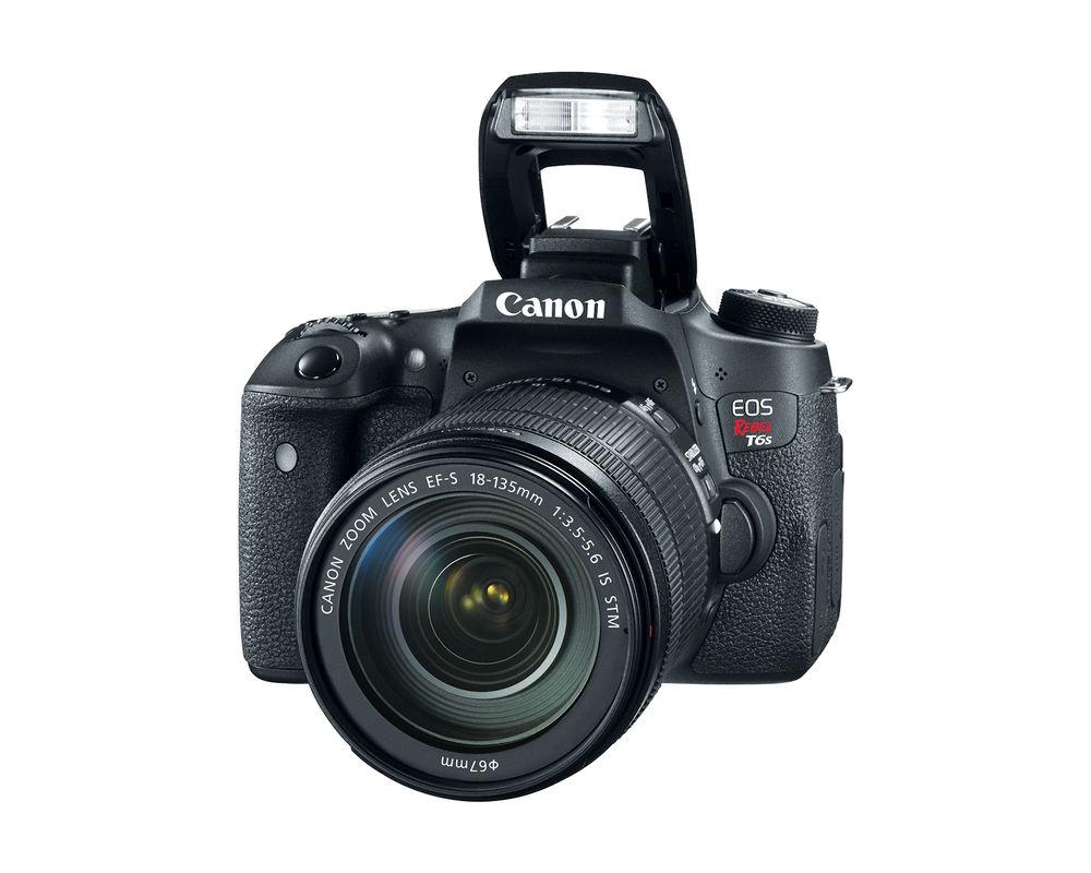 Canon Rebel T6s - 24.2 MP APS-C Sensor Digital SLR