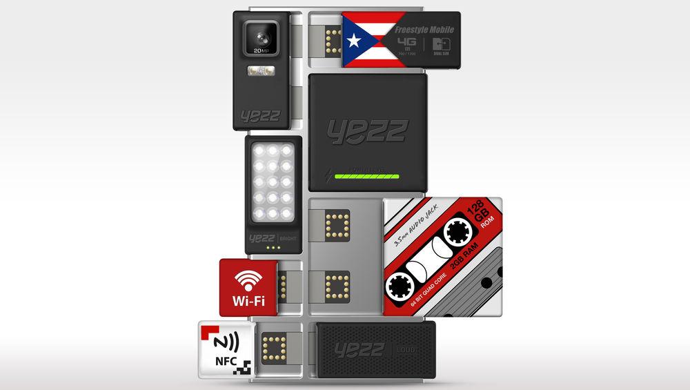 Project Ara - modular smartphones
