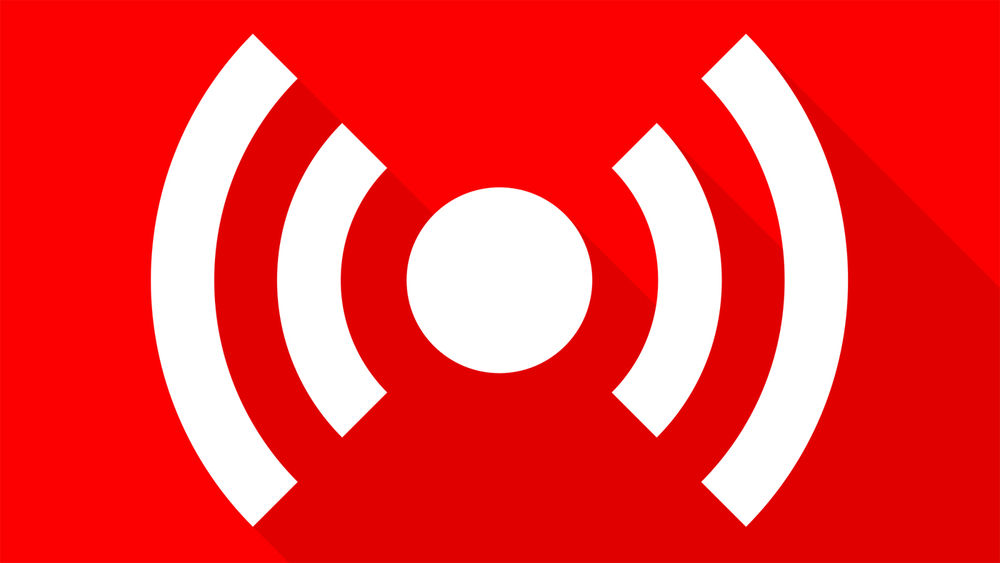 YouTube Live's logo