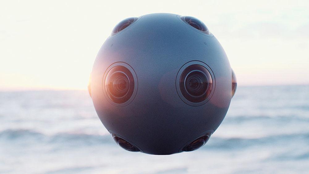 OZO VR camera