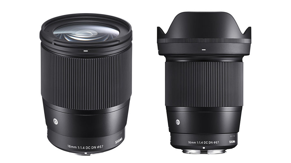Sigma's 16mm f/1.4 DC DN Contemporary Lens
