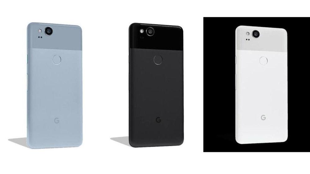 Google Pixel 2 line-up