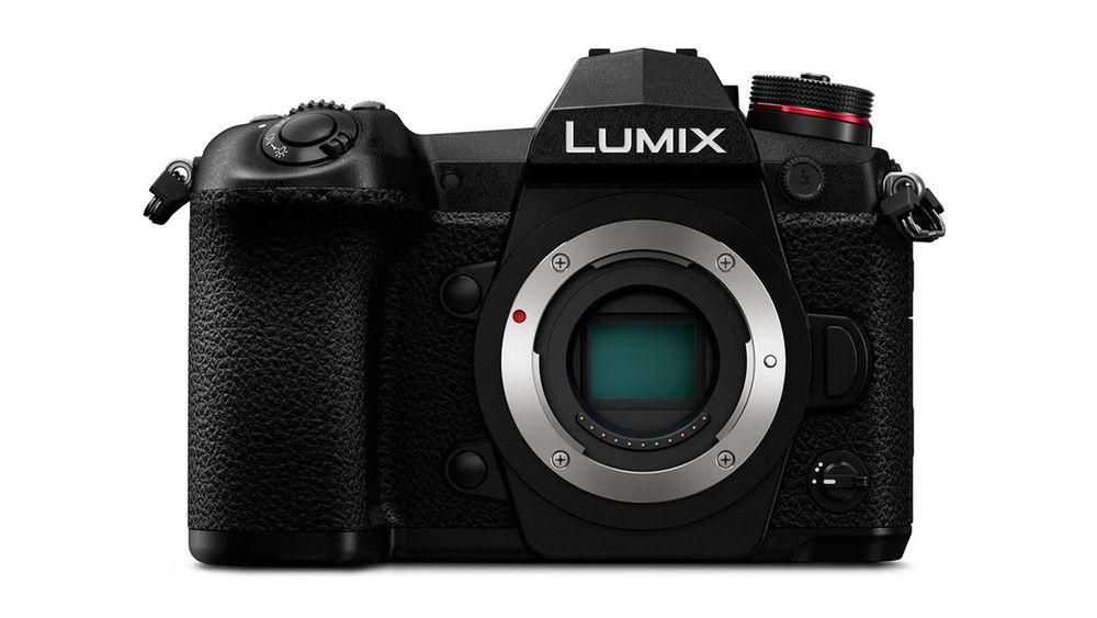 Panasonic's Lumix G9