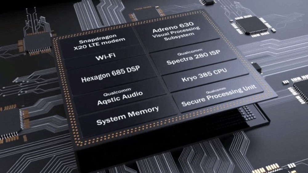 List of features on the Snapdragon 845