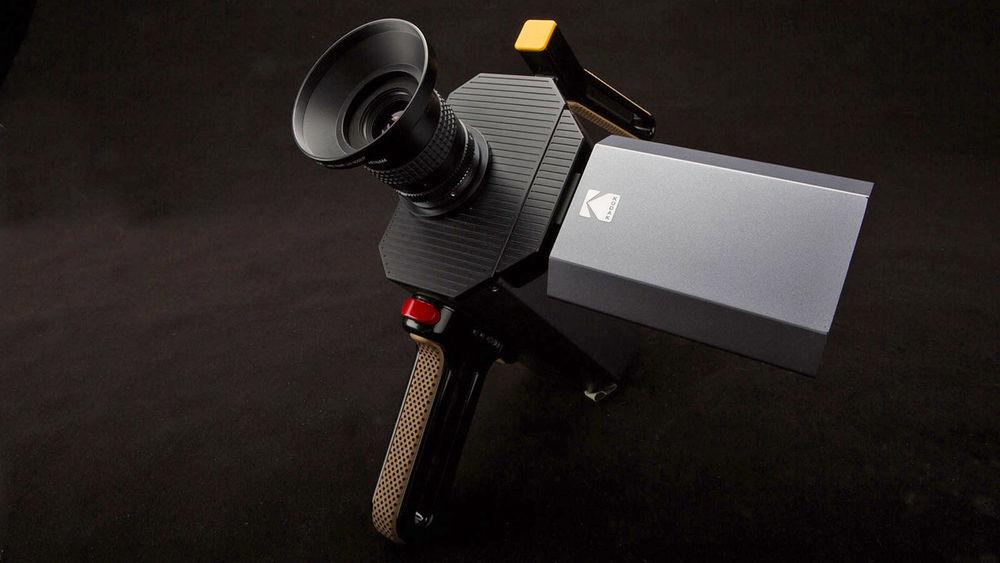 Kodak's new Super 8 camera