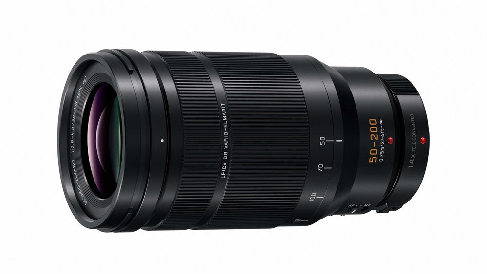 Leica DG VARIO-ELMARIT 50-200mm f/2.8-4.0 ASPH