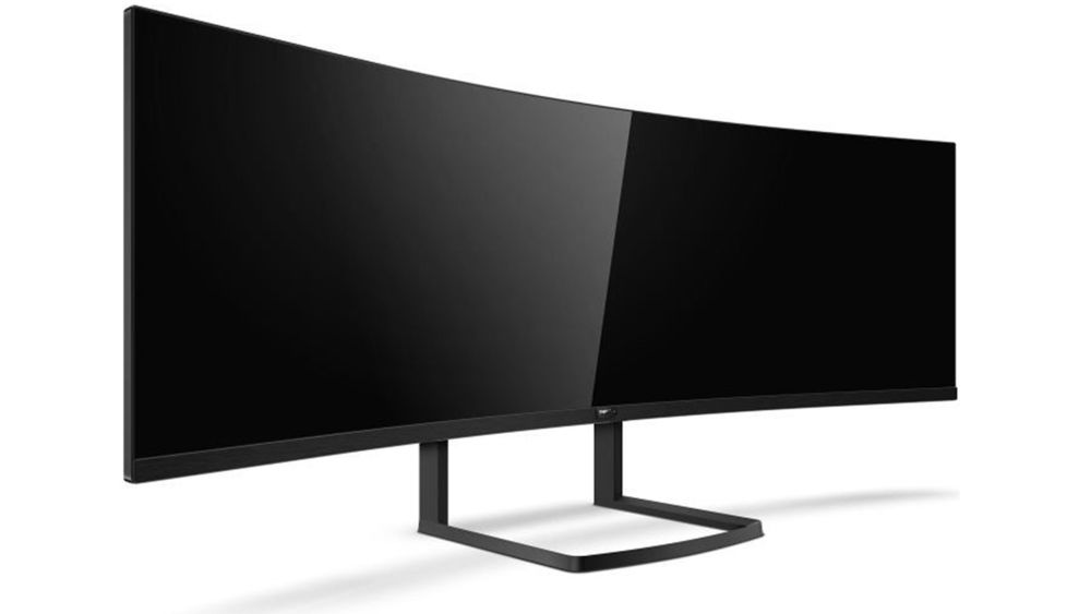 Brilliance 492P8 curved 49-inch monitor