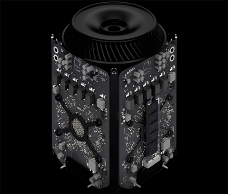 Behind the case: Inside the Apple new MacPro