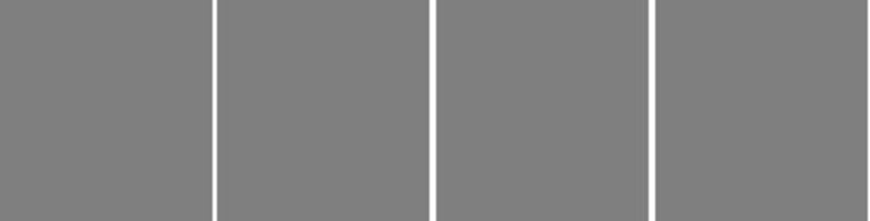 Four grey squares