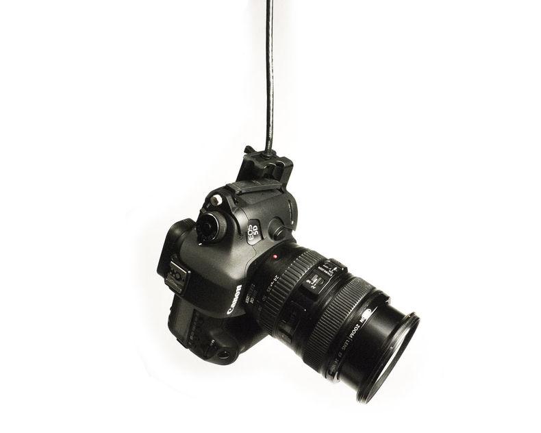 smallHD Canon 5D MKIII Port Protector - drop test