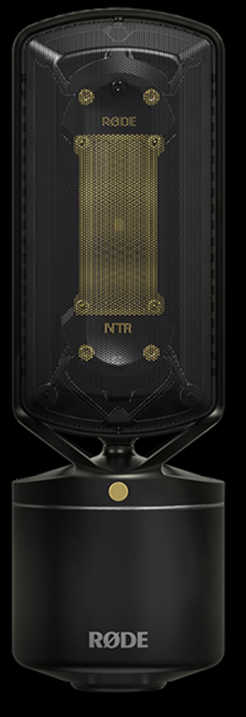NTR Ribbon Mic
