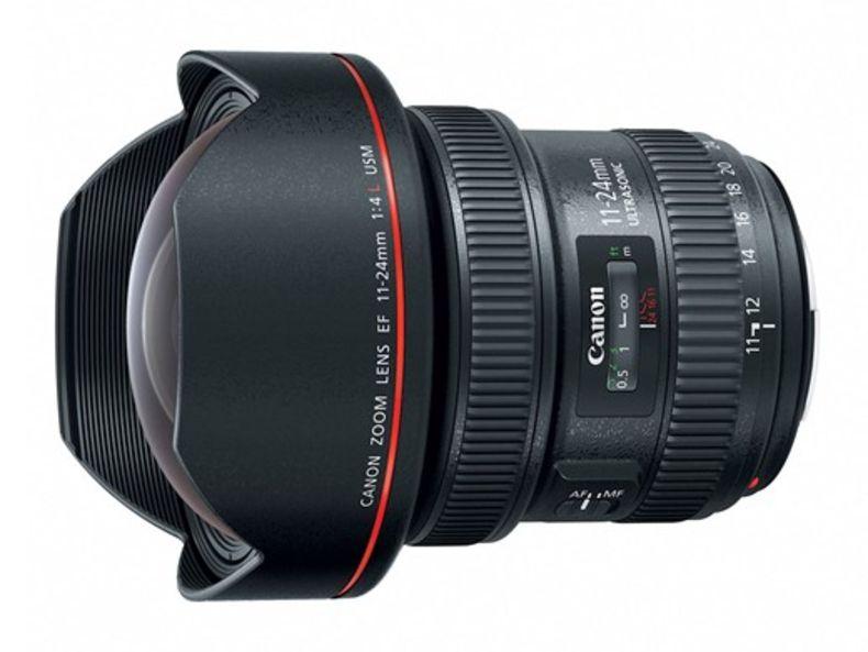 Canon EF 11-24 L USM f/4.0 Lens