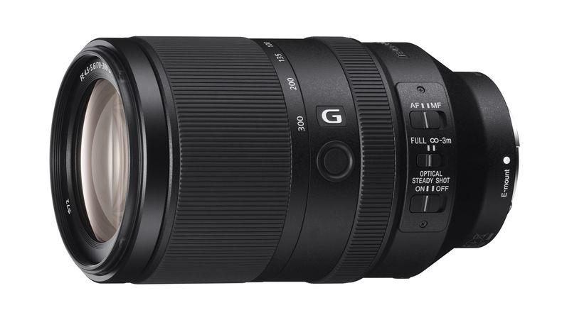 FE 70-300mm Telephoto Zoom Lens