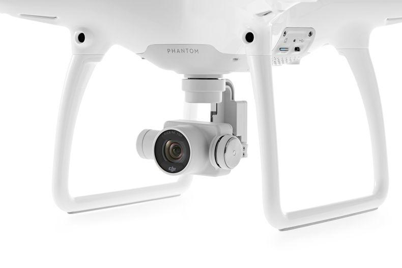 DJI Phantom 4 Integrated Camera