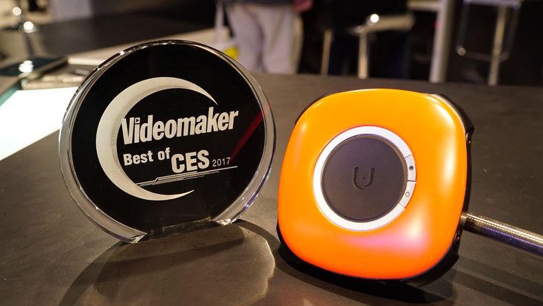 Best Spherical Camera: Humaneyes Vuze Camera