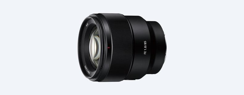 FE 85mm F1.8 Telephoto Prime Lens