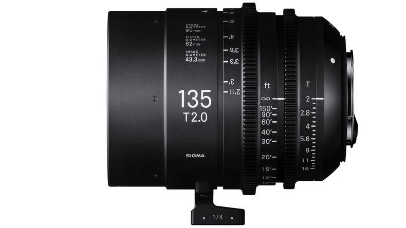 135mm T2