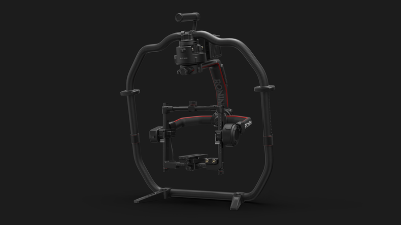 Image of the Ronin 2 with black backdrop