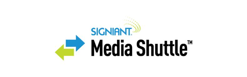 Signiant Media Shuttle Logo