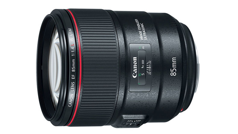 Canon EF 85mm f.14L IS USM