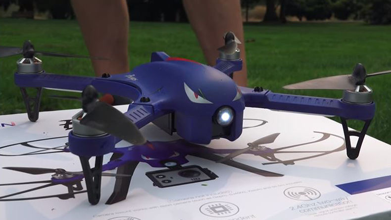 The Bug 3 drone