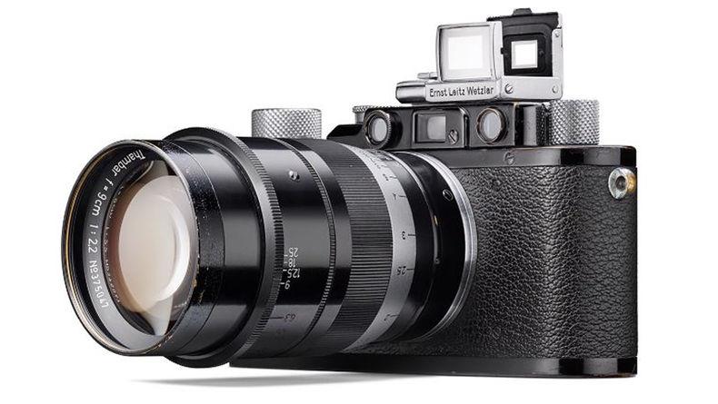Classic Thamber-M 90mm f/2.2