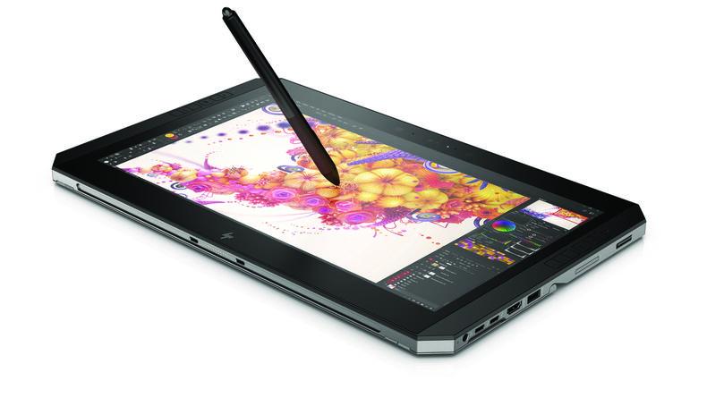 HP ZBook x2's pen