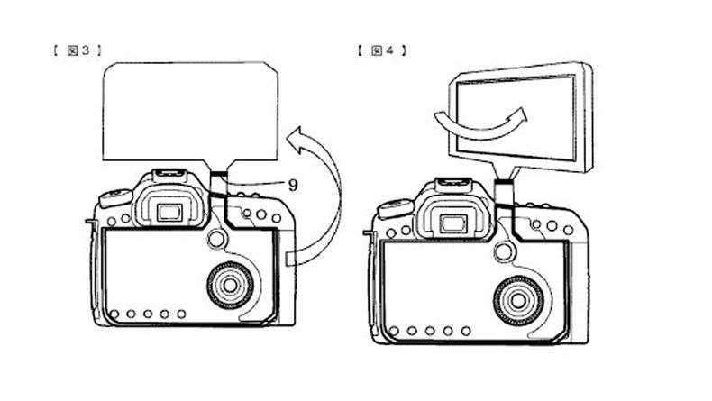 Image from Canon patent