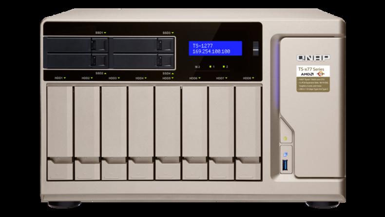 QNAP's TS-x77