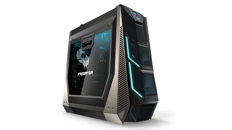 Predator Orion 9000 gaming rig