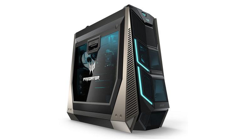 Predator Orion 9000 gaming rig