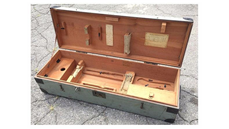 Konishoruko Rokuoh-Sha Type 89 chest