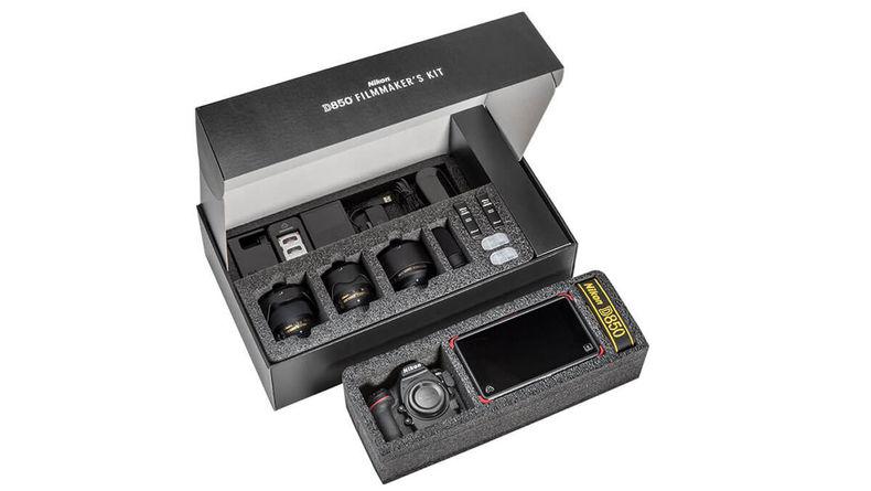 The D850 Filmmaker's Kit