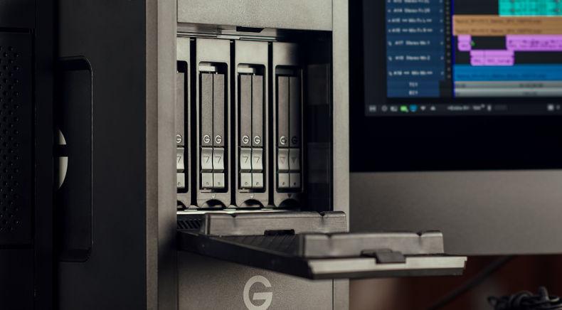 G-Technology G-SPEED Shuttle SSD