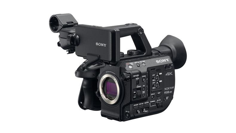 Sony PXW-FS5 II body only
