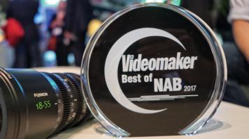 Videomaker Presents the Best of NAB 2017 Award Winners