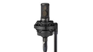 C-100 Hi-Res mic image