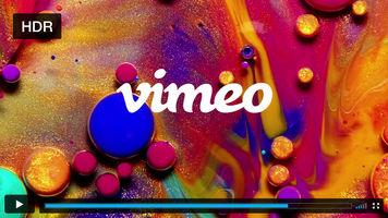 Vimeo now lets you upload 8K HDR videos